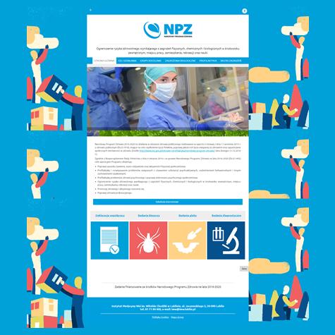 Biologiczne zagrożenia zawodowe - strona główna NPZ